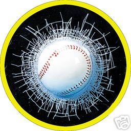 Baseball Broken Window Gag