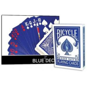 Blue Ice Deck Bicycle