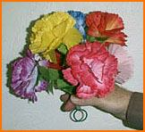 Cloth Sleeve Bouquet