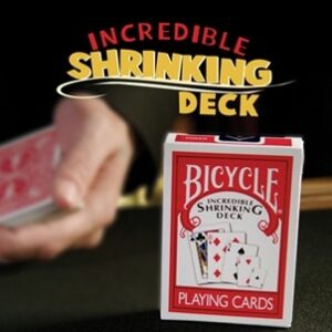 Incredible Shrinking Deck Bicycle with DVD