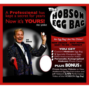 Jeff Hobson Egg Bag Special