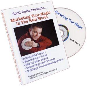 Marketing your Magic in the Real World DVD