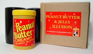 Peanut Butter & Jelly Illusion