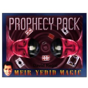 Prophecy Pack by David RegalL