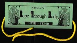 Rope through Body