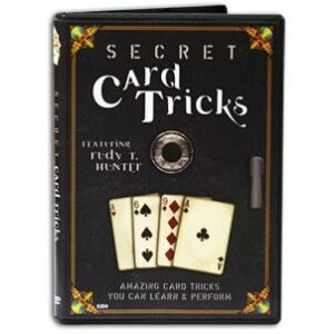 Secret Card Tricks DVD