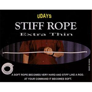 Stiff Rope Extra Thin