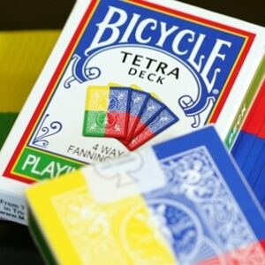 Tetra Deck Bicycle 4 Way Fan