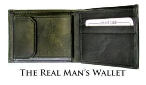 The Real Man&#039;s Wallet