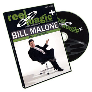 REELMAGIC DVD Bill Malone