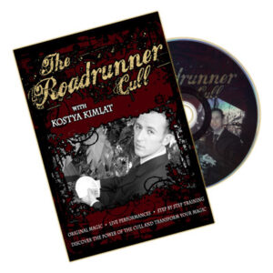 ROADRUNNER Cull DVD