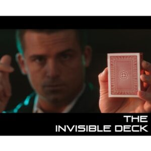 invisible deck with dvd