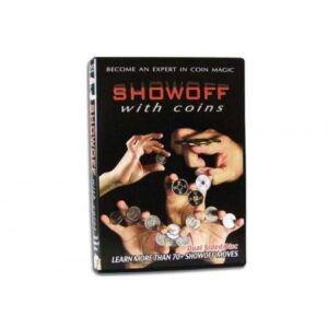 show off with coins 2 DVD Set
