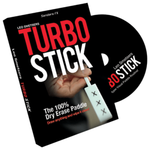 Turbo Stick Magic Trick