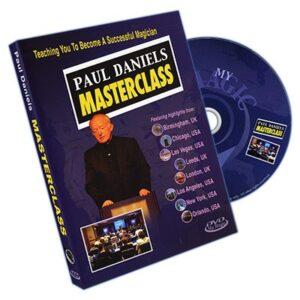 Paul Daniels DVDMASTERCLASS-FULL